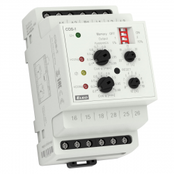 Elko EP Hlídací relé pro kontrolu účiníku COS-1 /230V