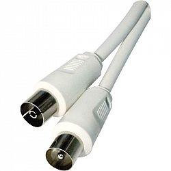 Emos Anténní koaxiální kabel stíněný 1,25m - rovné vidlice SD3001