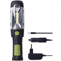 Emos COB LED + LED nabíjecí prac. svítilna P4518, 380 lm,2500 mAh