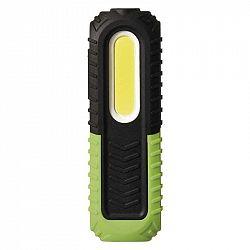 Emos COB LED + LED nabíjecí prac. svítilna P4531, 400 lm,2000 mAh