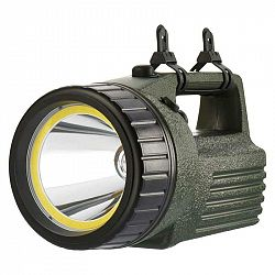 Emos COB LED + LED nabíjecí svítilna P2308, 240 lm, aku 4000 mAh