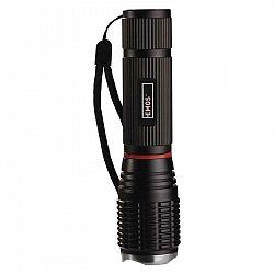 Emos COB LED + LED ruční svítilna P3111, 230 lm, 3× AAA, fokus
