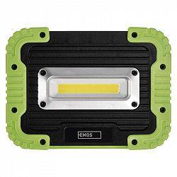 Emos COB LED nabíjecí pracovní reflektor P4534, 600 lm, 3000 mAh