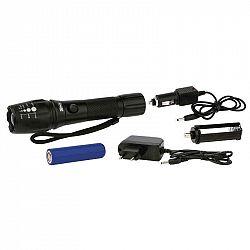 Emos LED nabíjecí pracovní svítilna P4524, 300 lm, 3× AAA, fokus