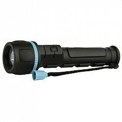 Emos LED ruční gumová svítilna P3861, 20 lm, 2× AA