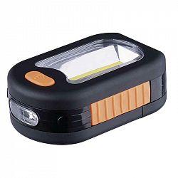 Emos LED svítilna plastová, 3 COB LED, na 3x AAA P3889