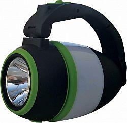 Greenlux Multifunkční LED kempingová svítilna, USB dobíjení GXLS141
