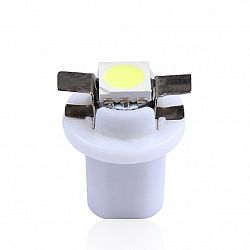 Interlook LED auto žárovka LED T5 R5 1 SMD 5050 bílá