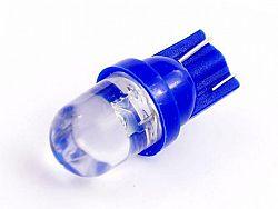 Interlook LED auto žárovka LED W5W T10 FLUX MODRÁ