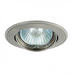 Kanlux 02806 BASK CTC-5515-SN/N - Podhledové bodové svítidlo