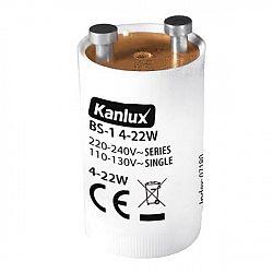 Kanlux 07180 BS-1 4-22W startér do zářivek