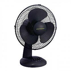 Kanlux 14805 VENETO-30B Stolní ventilátor