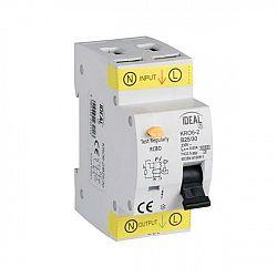 Kanlux 23211 KRO6-2/B25/30 Kombinace jistič-proudový chránič (nahradí kód 03871)