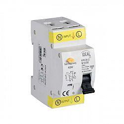 Kanlux 23213 KRO6-2/B10/30 Kombinace jistič-proudový chránič