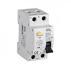 Kanlux 23214 KRO6-2/B10/30A Kombinace jistič-proudový chránič