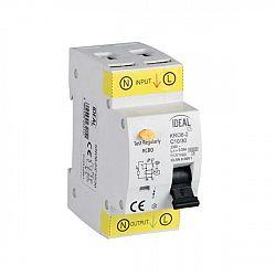 Kanlux 23215 KRO6-2/C10/30 Kombinace jistič-proudový chránič