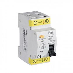 Kanlux 23217 KRO6-2/C16/30 Kombinace jistič-proudový chránič