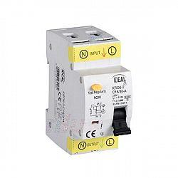 Kanlux 23218 KRO6-2/C16/30A Kombinace jistič-proudový chránič
