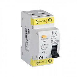 Kanlux 23219 KRO6-2/B20/30 Kombinace jistič-proudový chránič