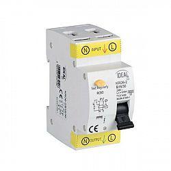 Kanlux 23220 KRO6-2/B6/30 Kombinace jistič-proudový chránič (pouze na indiv. objednání)