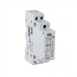 Kanlux 23240 KMC-20-20 stykač 2p na DIN lištu 1 fázový