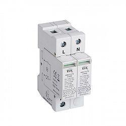 Kanlux 23922 KSD-T1T2 275/120 1P+N Přepěťová ochrana