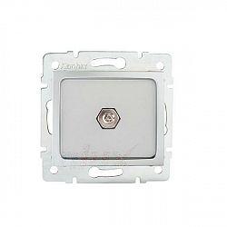 Kanlux 24879 DOMO Ekvipotenciální zásuvka - stříbrná