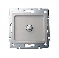 Kanlux 24997 DOMO Ekvipotenciální zásuvka - perleťově bílá