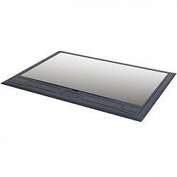 Kanlux 28304 BIURO+ Krabice plastová do podlahy 8xM45 - stříbrná