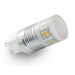 Led line LED žárovka 2,2W 11xSMD G9 160LM 23mm Studená bílá