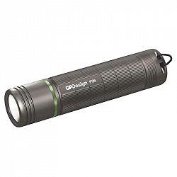 LED ruční svítilna GP Design P36, 300 lm