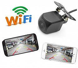 LED21 AK173E Zpětná bezdrátová couvací kamera s WIFI