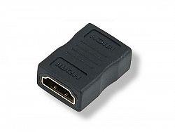 LED21 HD6B ADAPTER - REDUKCE HDMI SAMICE - HDMI SAMICE, GOLD