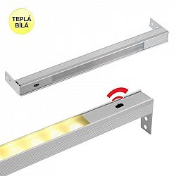 LED21 LED svítidlo POLARUS s čidlem pro zásuvky, TEPLÁ BÍLÁ 414mm POLP-414-BC-01W