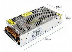 LED21 Napájecí zdroj 200W 16,7A 12V DC BRG50019