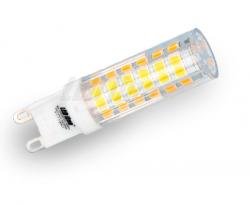Ledin LED žárovka 6W 72xSMD2835 G9 550lm NEUTRÁLNÍ BÍLÁ
