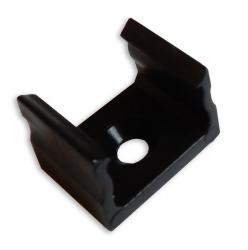 LEDLabs Montážní úchyt plastový pro profil LUMINES A, černý