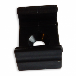 LEDLabs Montážní úchyt plastový pro profil LUMINES C, černý
