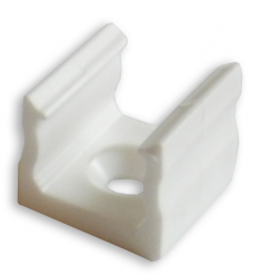 LEDLabs Montážní úchyt plastový pro profil LUMINES X, bílý