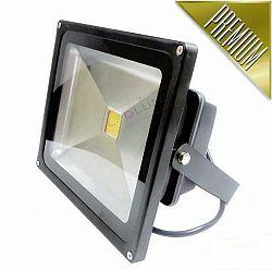 Ledlumen LED reflektor 30W COB EPISTAR, Teplá bílá LU650