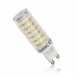Ledlumen LED žárovka 10W 74xSMD2835 G9 972lm TEPLÁ BÍLÁ