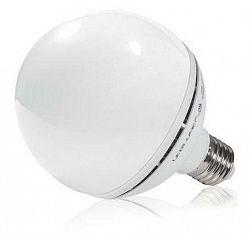 Ledlumen LED žárovka 15W 40xSMD5730 E27 G120 1500lm CCD Teplá bílá
