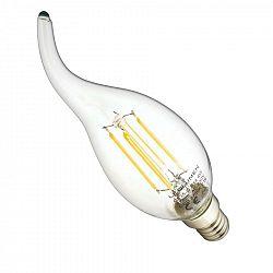 Ledlumen LED žárovka 4W 4xCOS Filament E14 470lm CCD TEPLÁ BÍLÁ