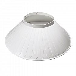 Ledlumen Stínítko pro LED žárovku T170 80W