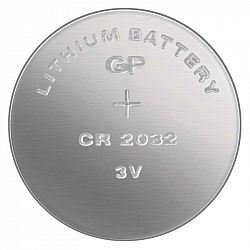 Lithiová knoflíková baterie GP CR2032