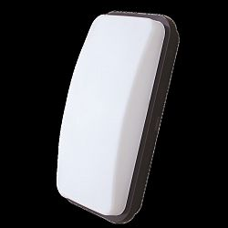 LUMAX LED přisazené svítidlo 20W 48xSMD2835 1600lm, Teplá bílá HBL020