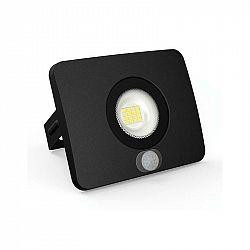 LUMAX LED reflektor 20W SURFI PIR 1400lm SLIM Teplá bílá LFL420BS
