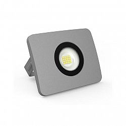LUMAX LED reflektor 20W SURFI šedý 1400lm SLIM Studená bílá LFL421G