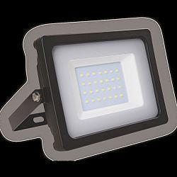 LUMAX LED reflektor 30W PLATI 2500lm SLIM Studená bílá LFL105