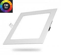 Optonica LED panel CRI vestavný 24W 300x300mm 2010lm CCD STUDENÁ BÍLÁ DL2642